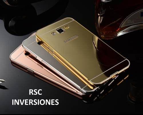 Forro Lujo Espejo Samsung S3 S4 S5 S6 Edge S7 A3 A5 J5 J7