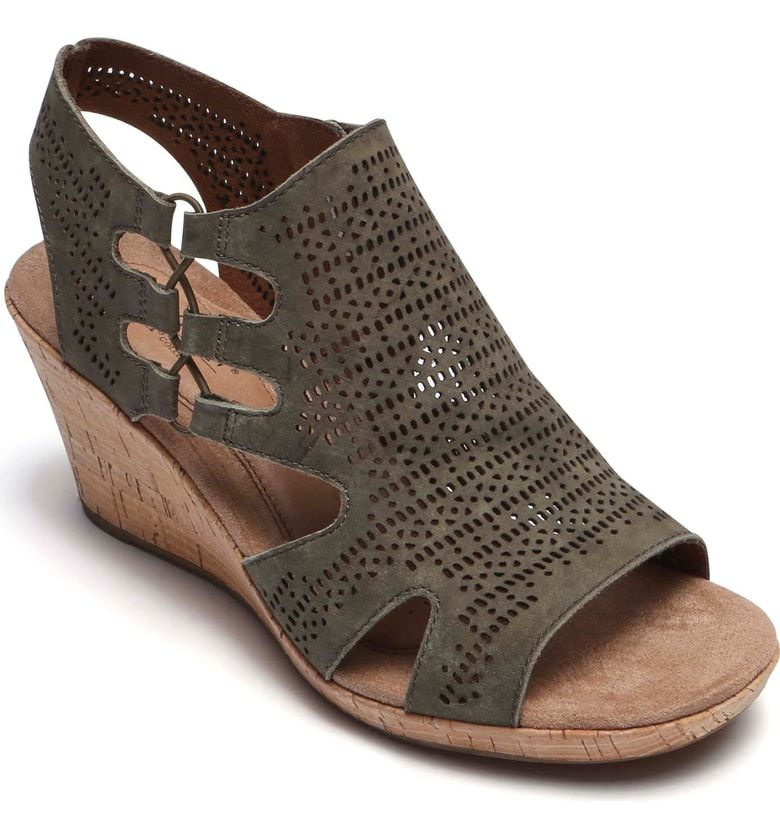 e139152dba3ca Free shipping and returns on Rockport Cobb Hill Janna Perforated ...