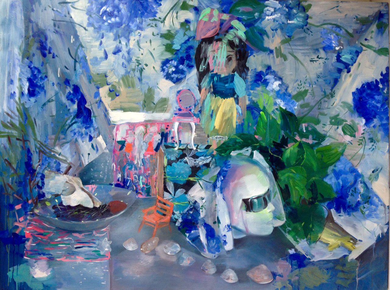 Myriam Quiel Galerie Barbara Von Stechow Art Painting This Or That Questions
