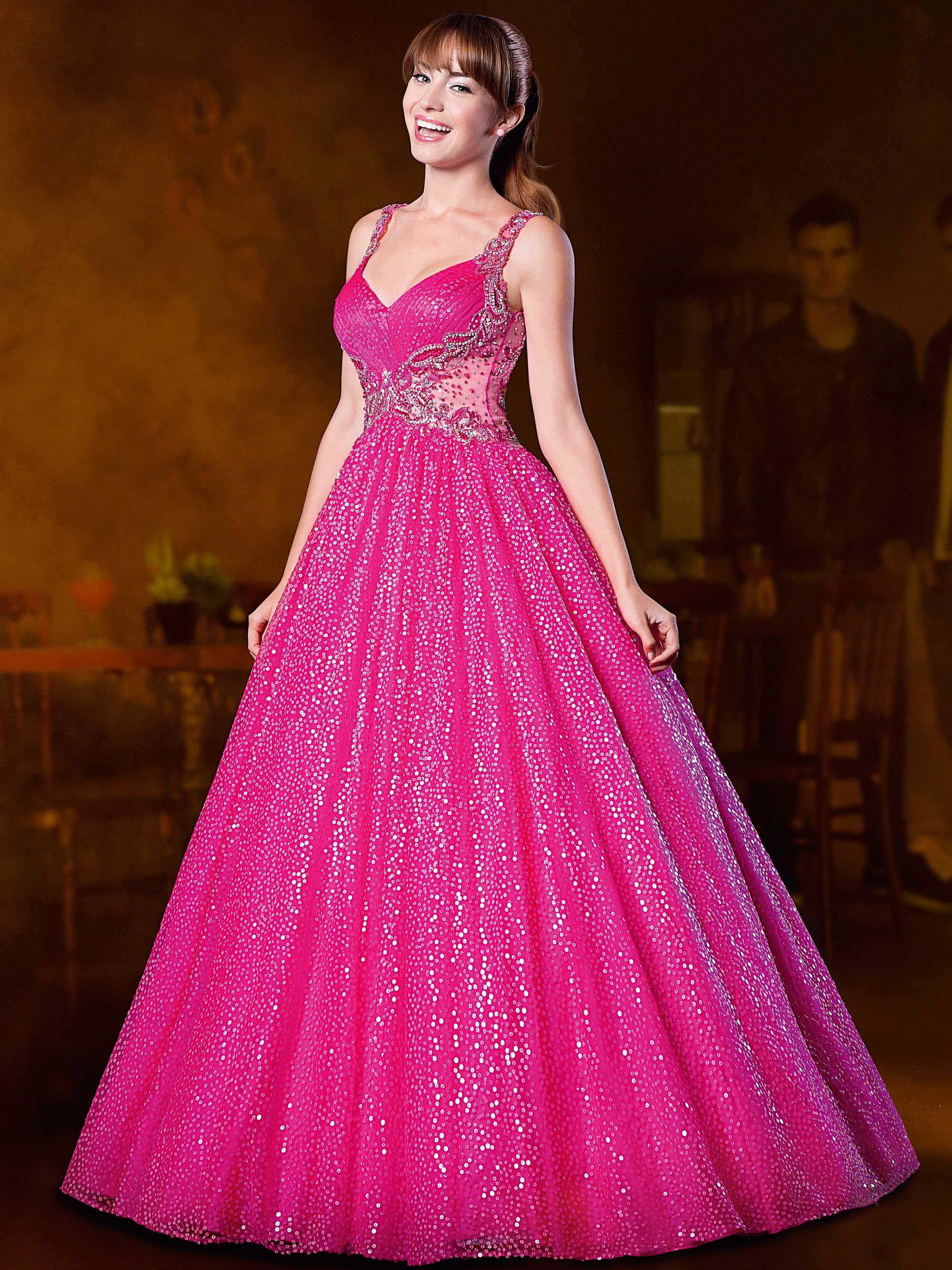 Modelos de vestidos de anos modernos e exclusivos desenvolvidos