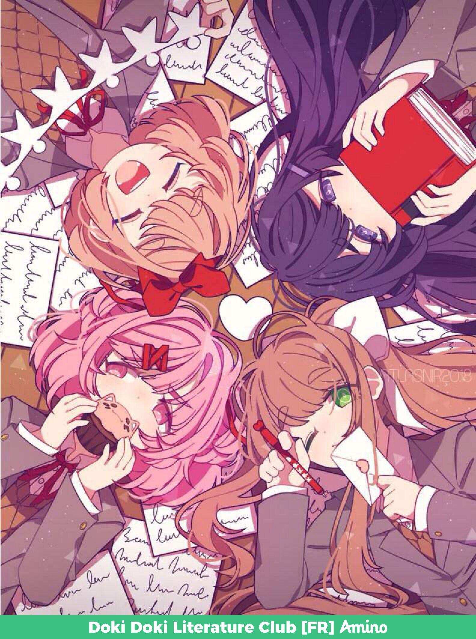 Doki Doki Literature Club - APK Direct Download