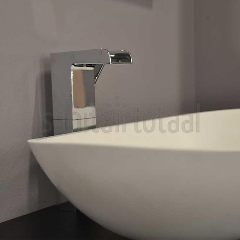 wastafelkraan badkamer watervalkraan wastafel design kranen