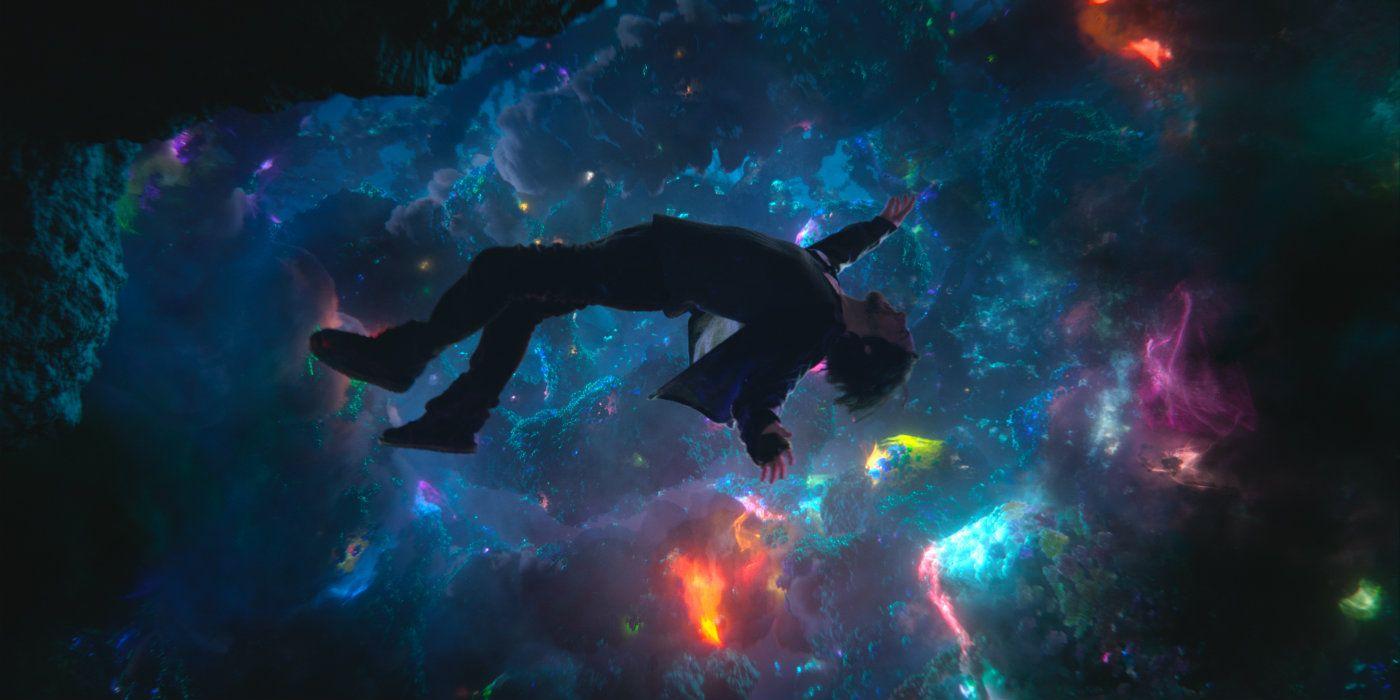 Doctor Strange S Trippy Multiverse Scene Was Originally 7 Minutes Doctor Strange Marvel Cinematic Marvel Cinematic Universe