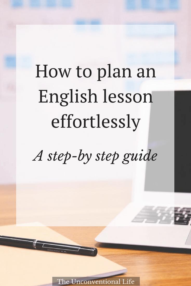 English Teaching Methods - PPP Lesson Plan | Top Blogs