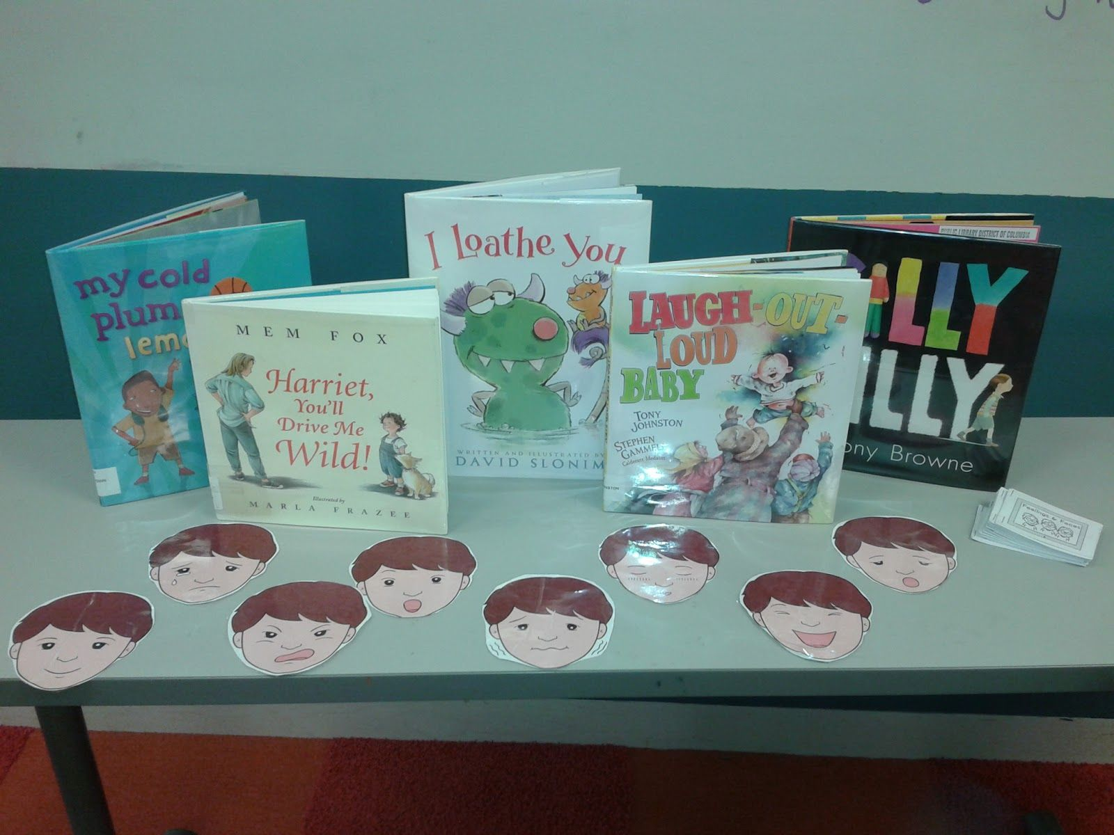 Concepts Feelings Preschool Story Time 5 10 13