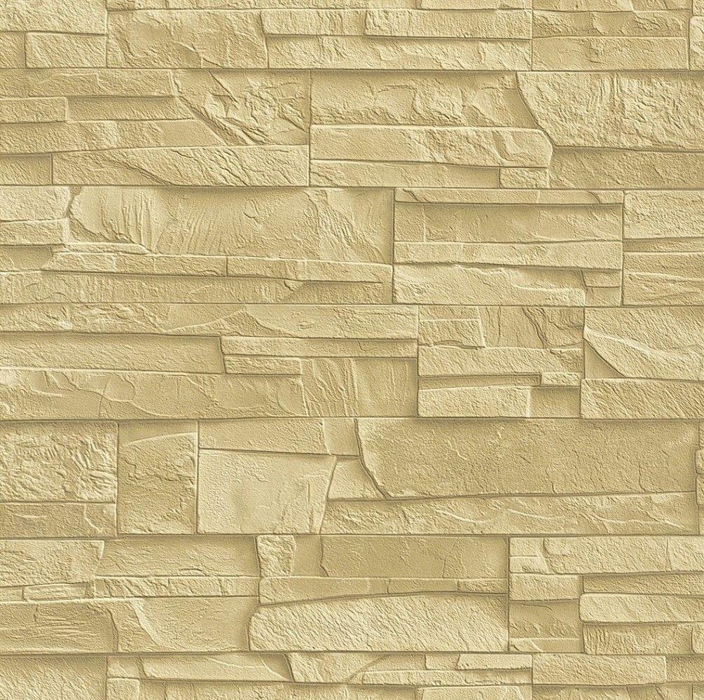 "Blue Patterned ""Tile"" Wallpaper Looks a LOT like"