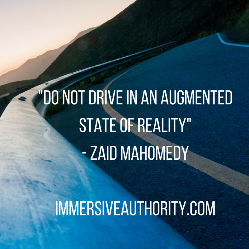 Pin by Zaid Mahomedy on Virtual Reality Quotes Augmented