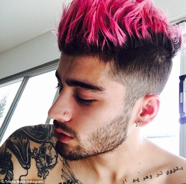 Zayn Malik Shaves His Head And Goes Completely Bald On Instagram Zayn Malik Hairstyle Men Hair Color Hair Styles