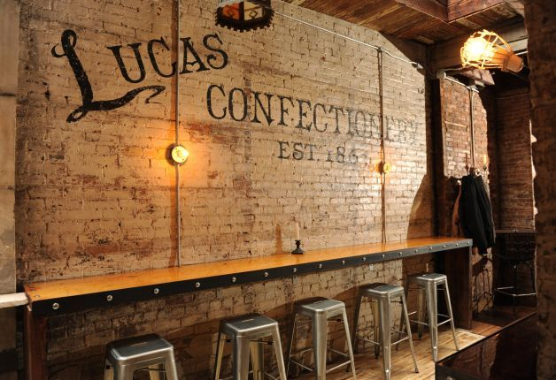 coffee by day wine bar at night - Bar Decor