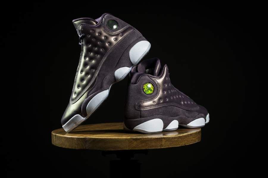30e29f70 Nike - Air Jordan XIII Retro Dark Raisin GS - AA1236-520 | Shoes ...