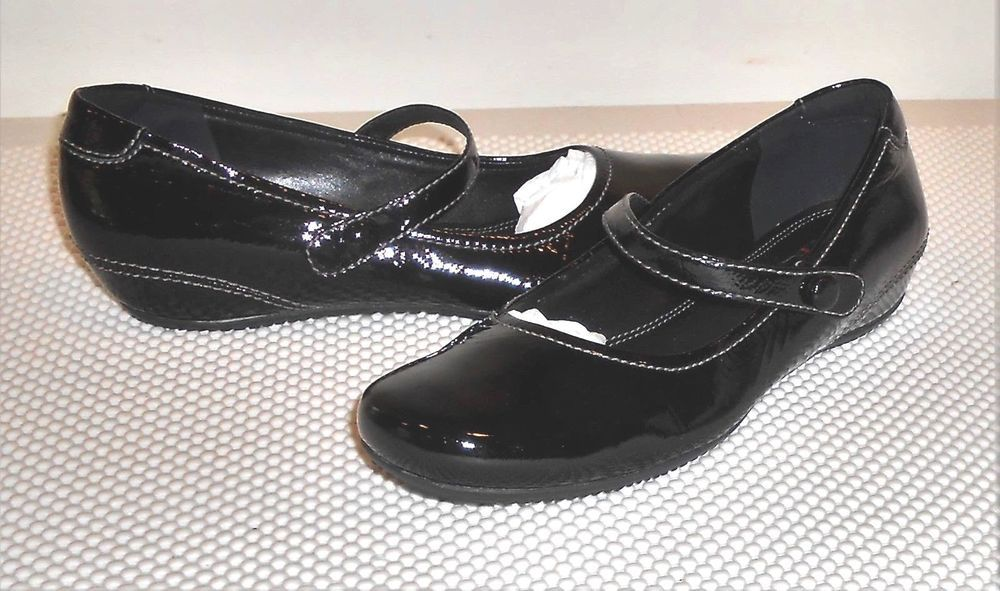 ECCO Suede Mary Janes Low (3/4 in. to 1 1/2 in.) Women's Flats & Oxfords    eBay