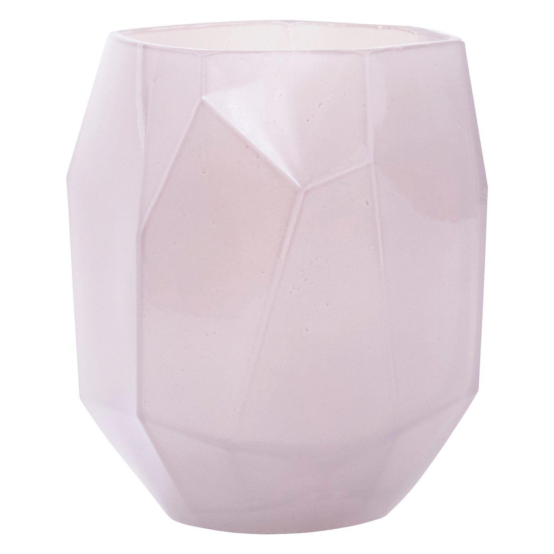 Azym vaasi, House Doctor. Hyvännäköinen vaasi asymmetrisellä muotoilulla. Vaasi on valmistettu lasis...