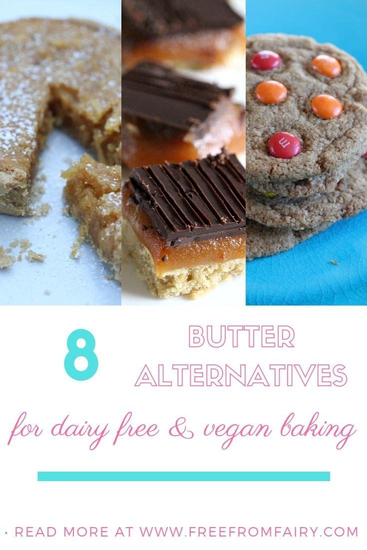 Butter alternatives for dairy free vegan baking vegan
