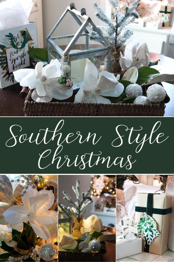 Southern Magnolia Christmas - Sand Dollar Lane