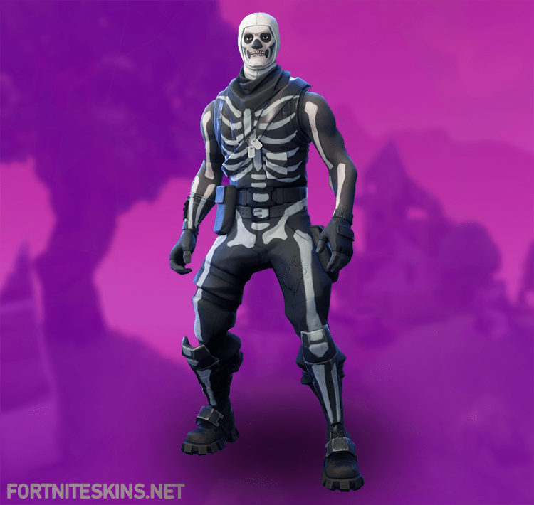 Fortnite Skull Trooper Skin Epic Outfit Fortnite Skins Fortnite Epic Cosplay Halloween Bodysuit