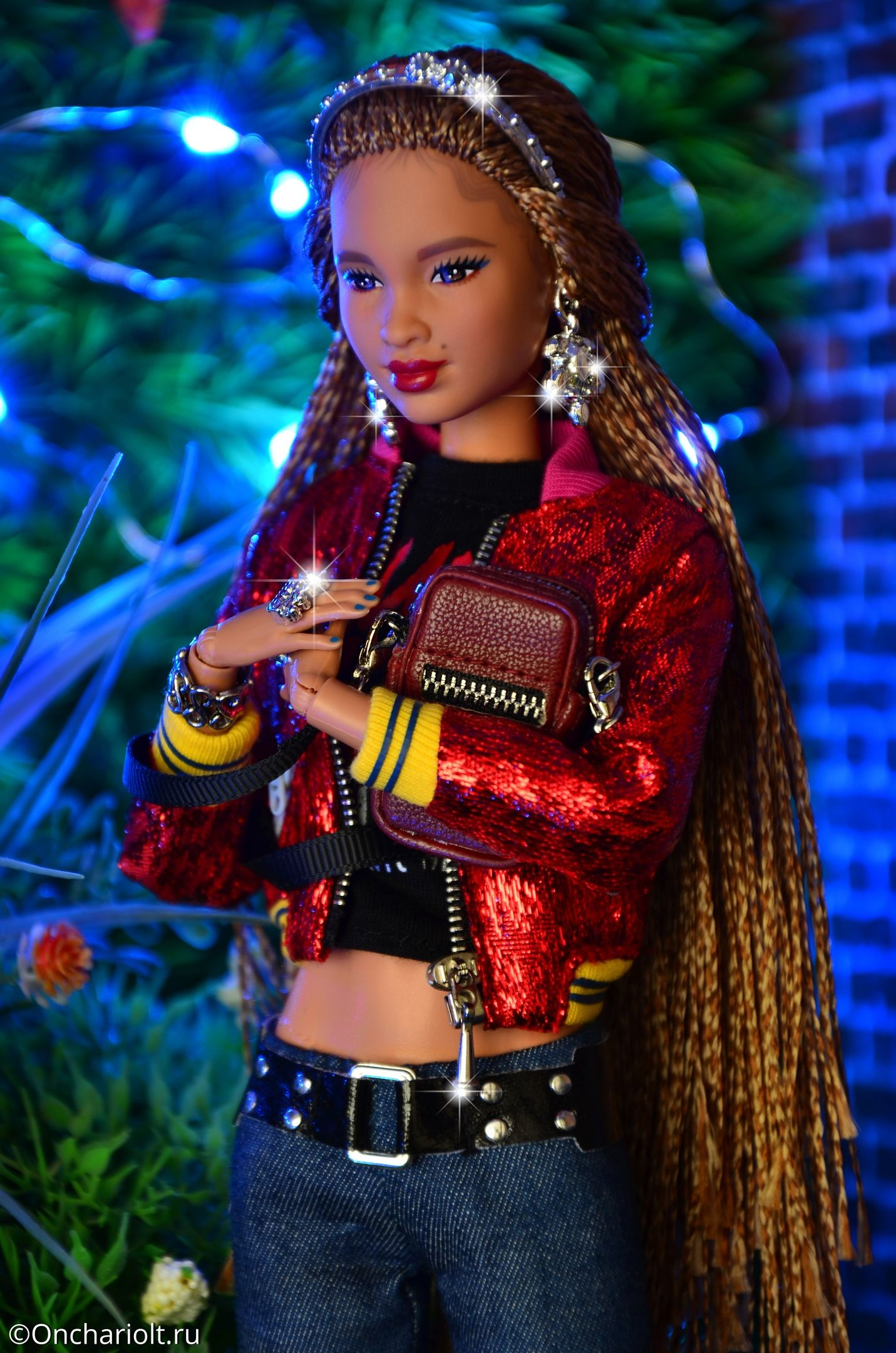 Made to Move Barbie - AA Barbie // Black Barbie // OOAK