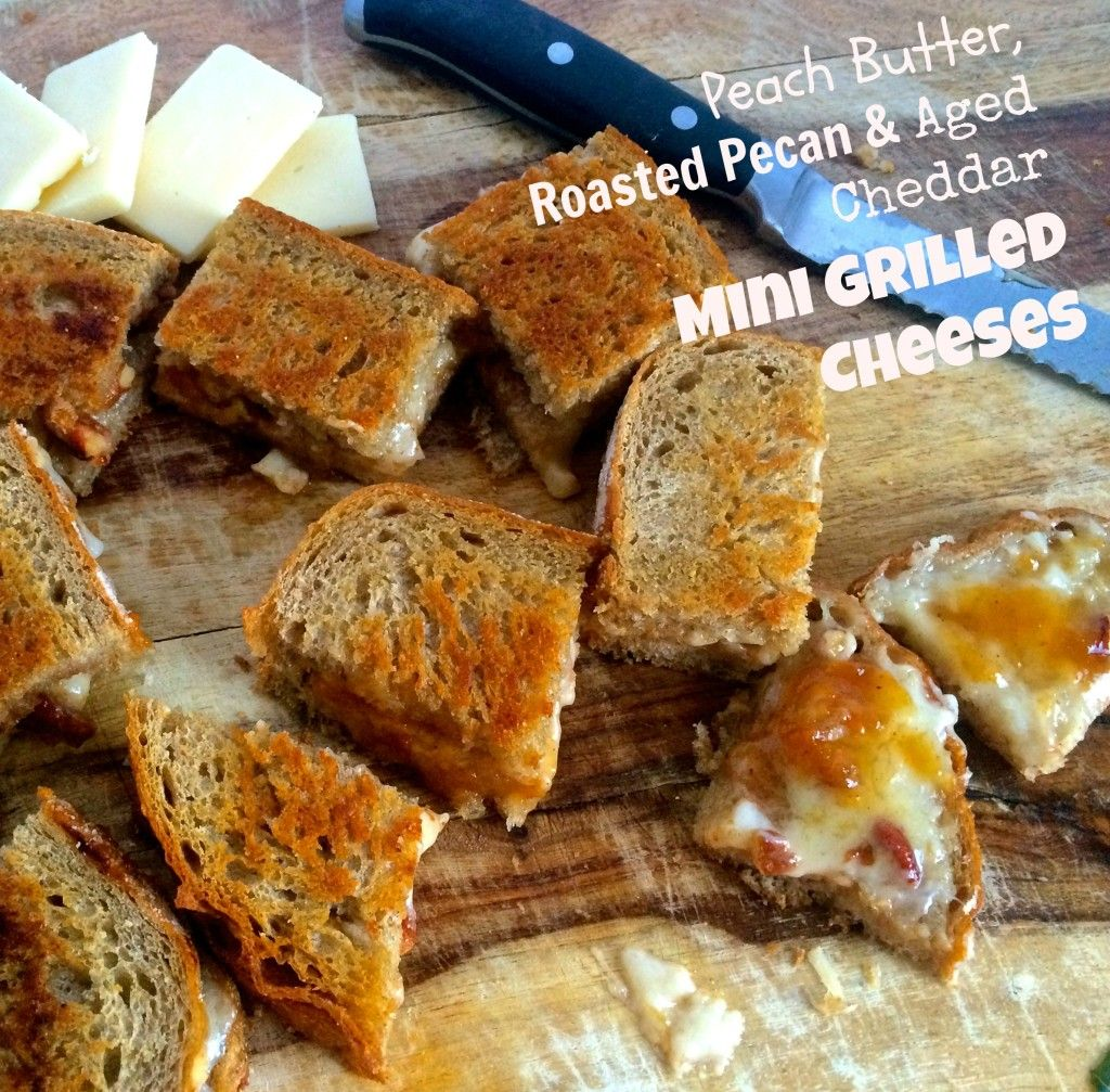 Are you ready for an ooey-gooey grown-up version of grilled cheese?