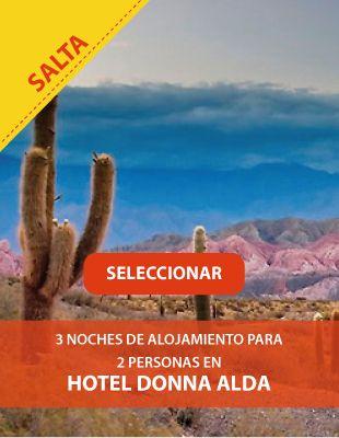 Sorteo Turismo Argentina