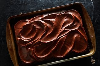 School-Party Sheet Cake Recipe on Food52