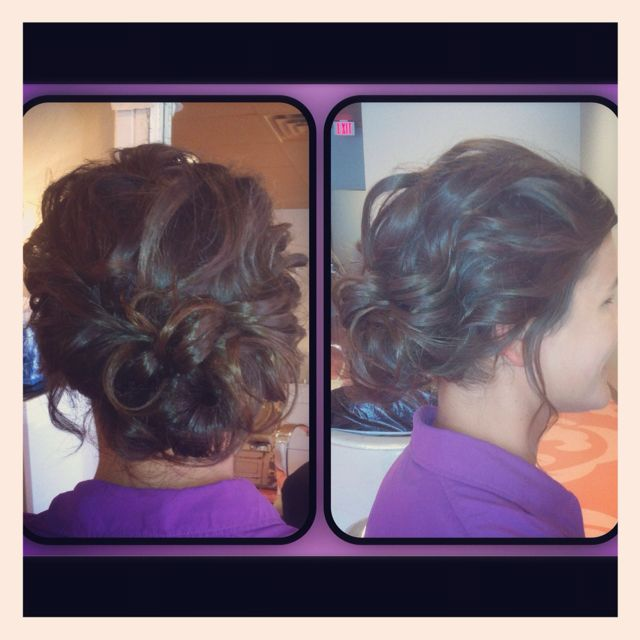 prom time beauty hair ugly