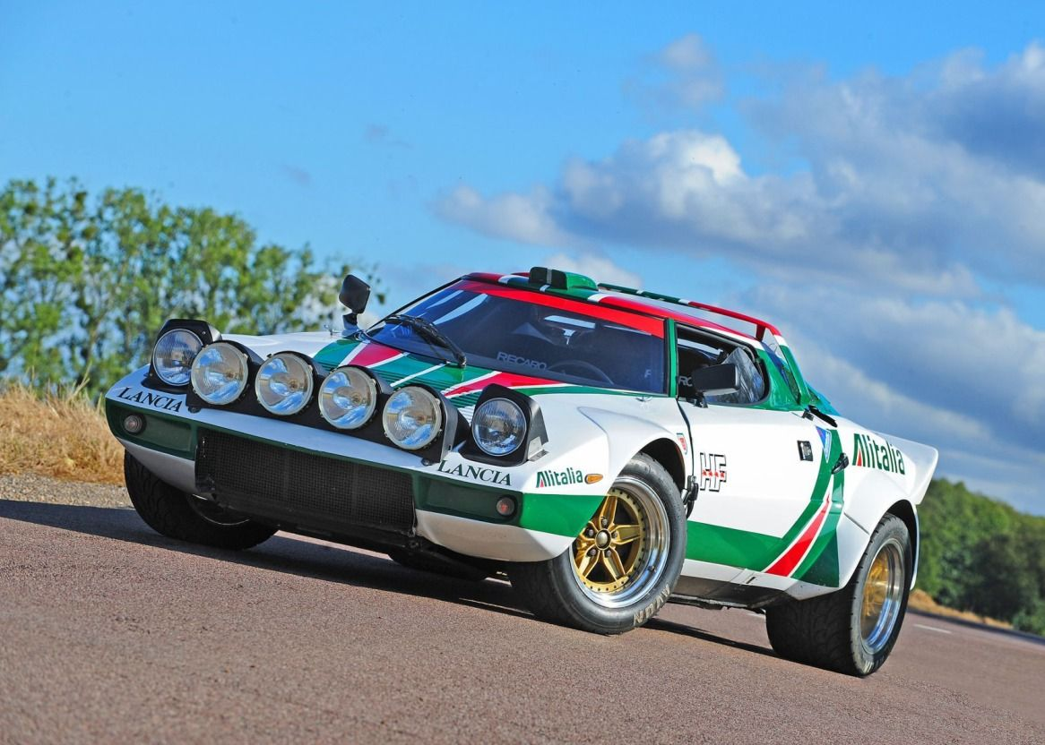 1974 Lancia Stratos Group 4 | Rallye | Pinterest | Group, Rally ...