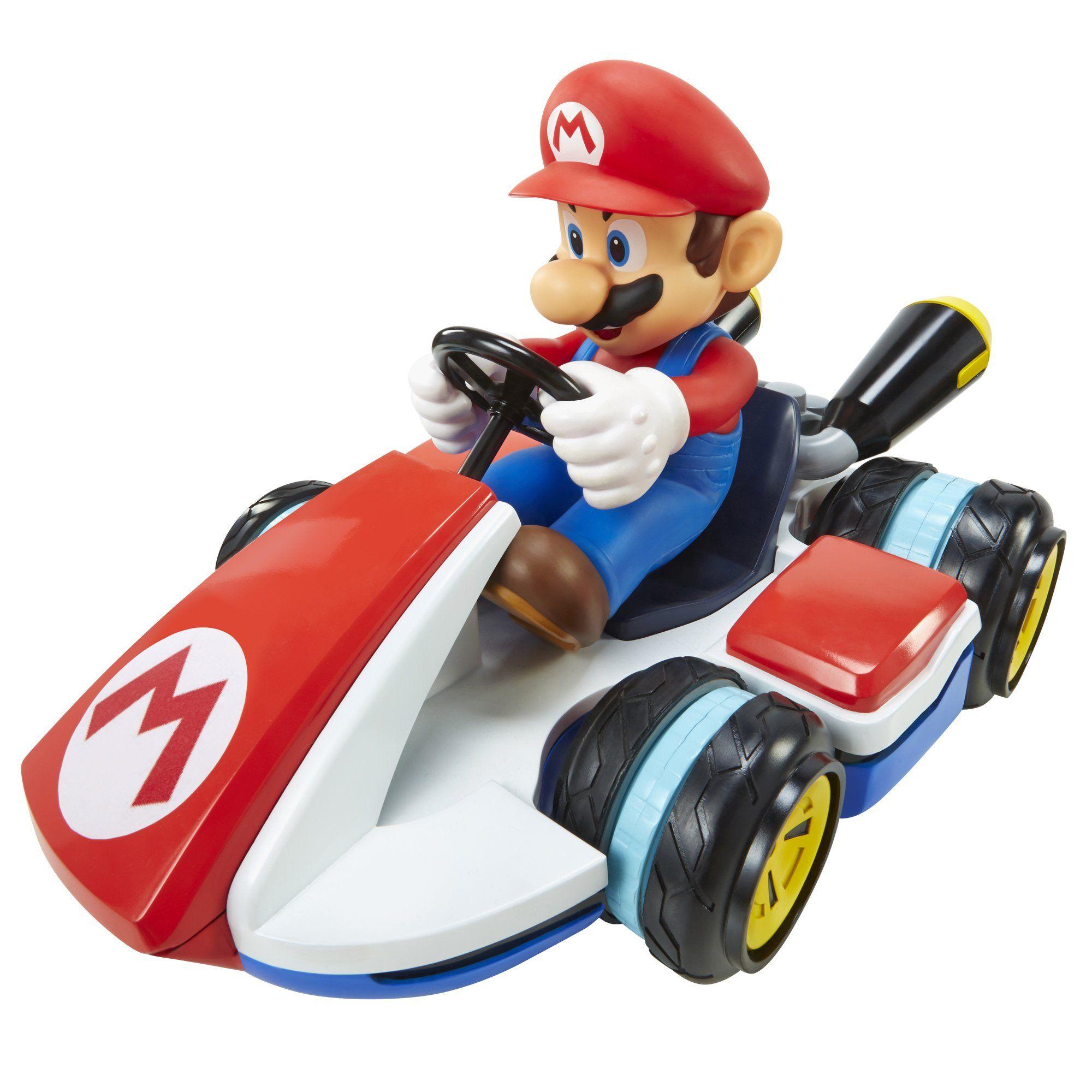 Robot Check Mario Kart Mini Mario Mario