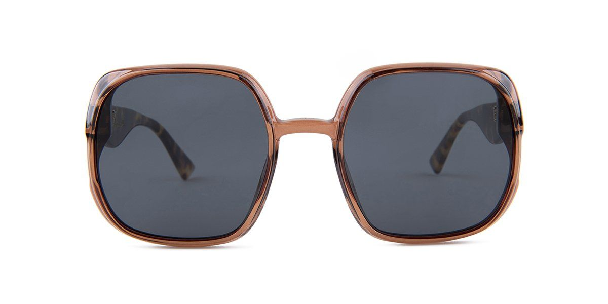 081eda04b36 Dior DiorNuance Brown   Black Lens Sunglasses – shadesdaddy