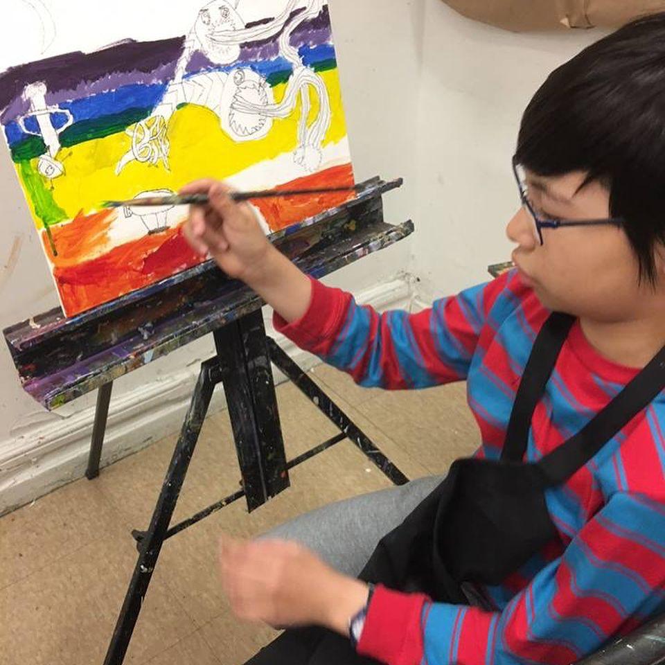 Kids Classes Kids Class Kids Art Class Nyc With Kids