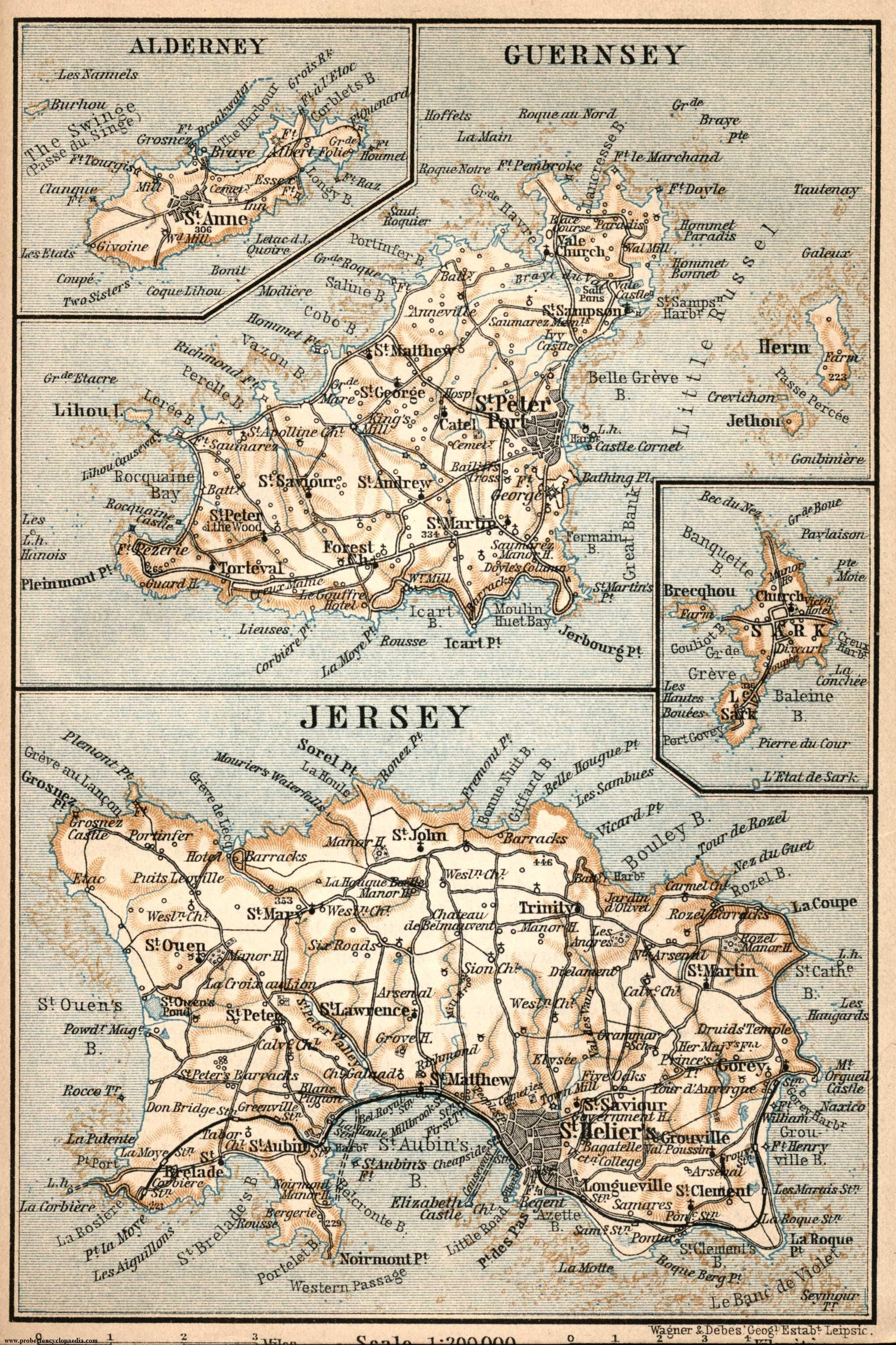 Channel Islands Map | Cartography, Guernsey island, Map on