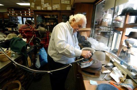 Batsakes Hat Shop Gus Miller Proprietor Cincinnatti Oh Got My Tilley S There Hat Shop Shopping Tilley