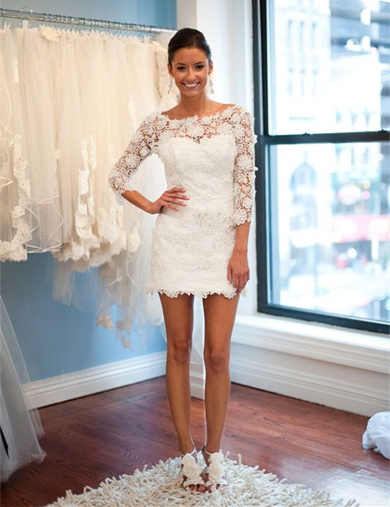 Find More Wedding Dresses Information about The most beautiful ...