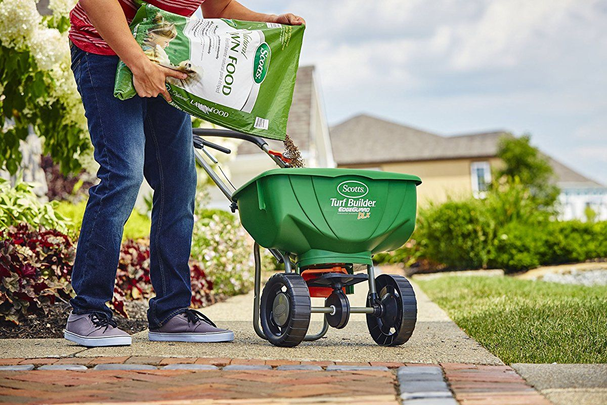 Scotts Natural Lawn Food 4 000 Sq Ft Natural Lawn Fertilizer Not Sold In Ct Md Me Mn Nj Ny Wa Wi Organic Lawn Care Lawn Fertilizer Organic Lawn