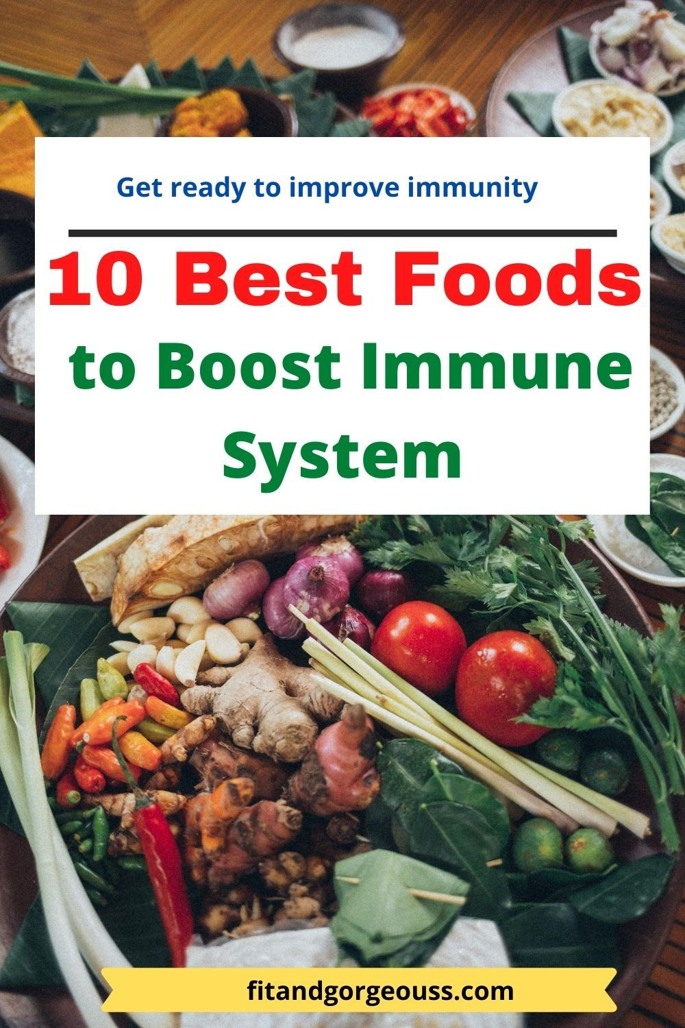 10 Best Foods to Boost Immune System in 2020 Boost