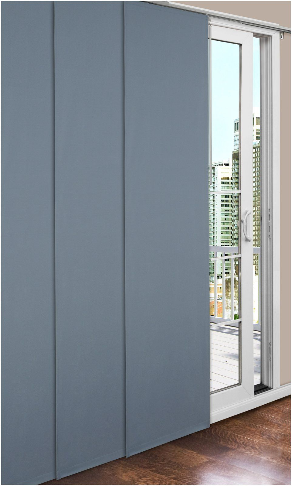 Commonwealth Home Fashions Thermalogic Insulated Sliding Track Panel