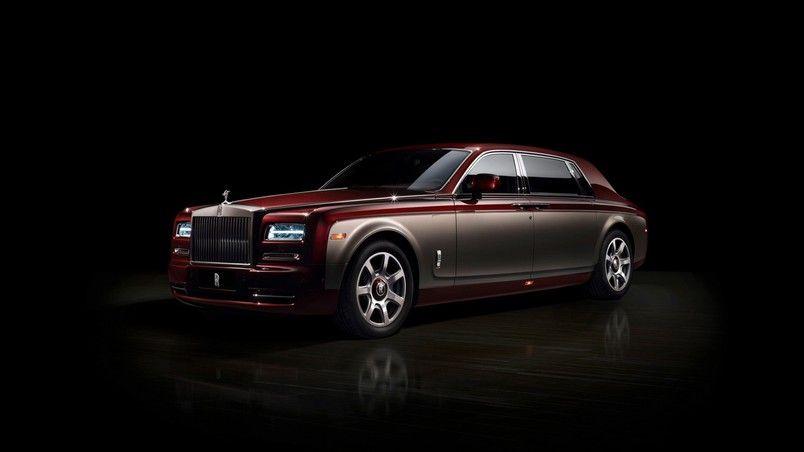 Stunning Rolls Royce Phantom Hd Wallpaper Hd Wallpapers