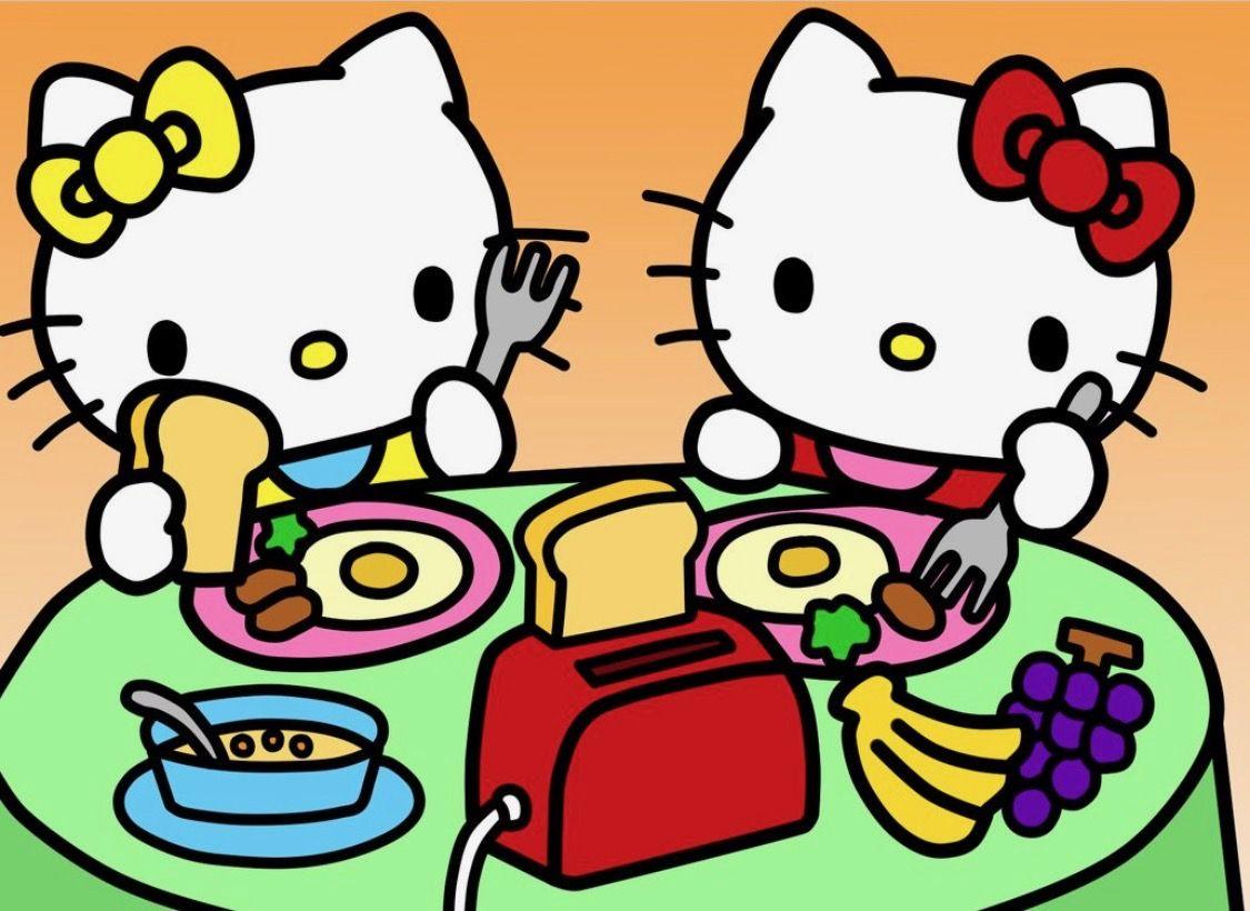 Hello Kitty   Малышки