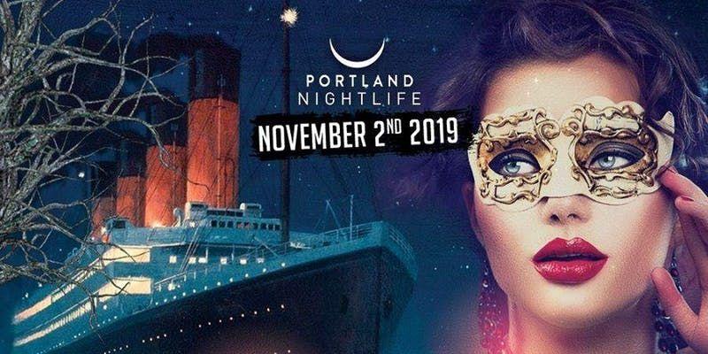 Eventbrite Vip Nightlife Presents Portland Halloween Titanic