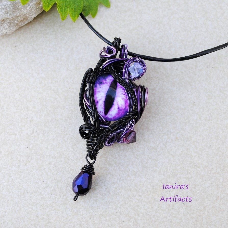 Purple dragons eye pendant 2 by ianirasartifacts unique clothes purple dragons eye pendant 2 by ianirasartifacts mozeypictures Gallery