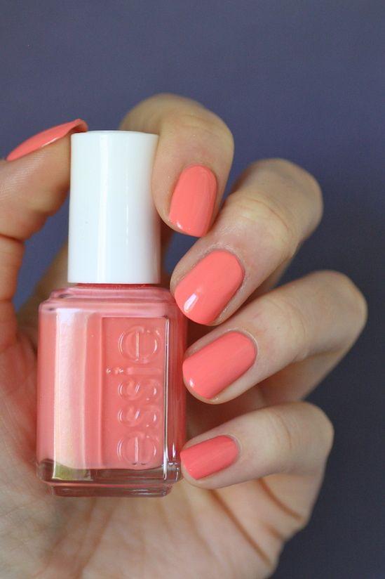 Essie Peach Side Babe | Essie Envy | Nail art | Pinterest | Esmaltes ...