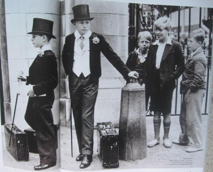 class system, London, 1920s