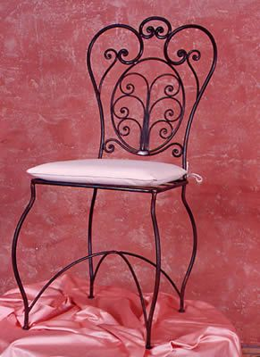 Milano Chair Wrought Iron Chairs Iron Chair Wrought Iron Decor Wrought iron chairs for sale