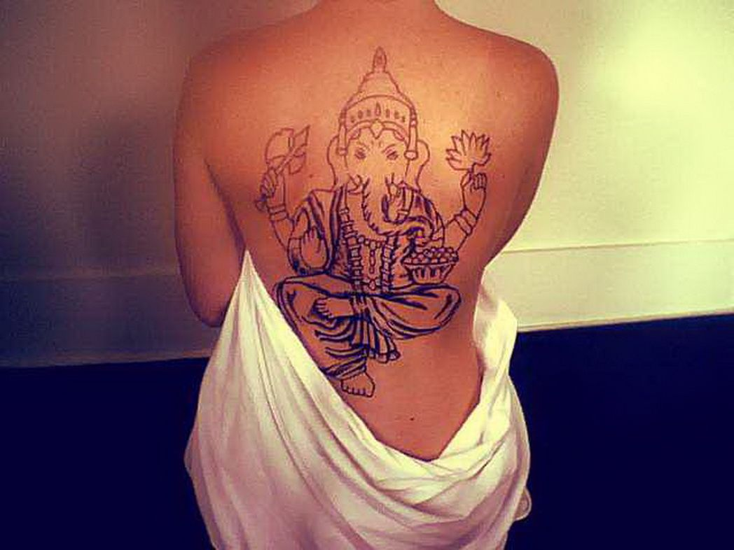 11 ganesha tattoo designs ideas and samples - Of Ganesh Tattoo Design Ideas Pictures Gallery