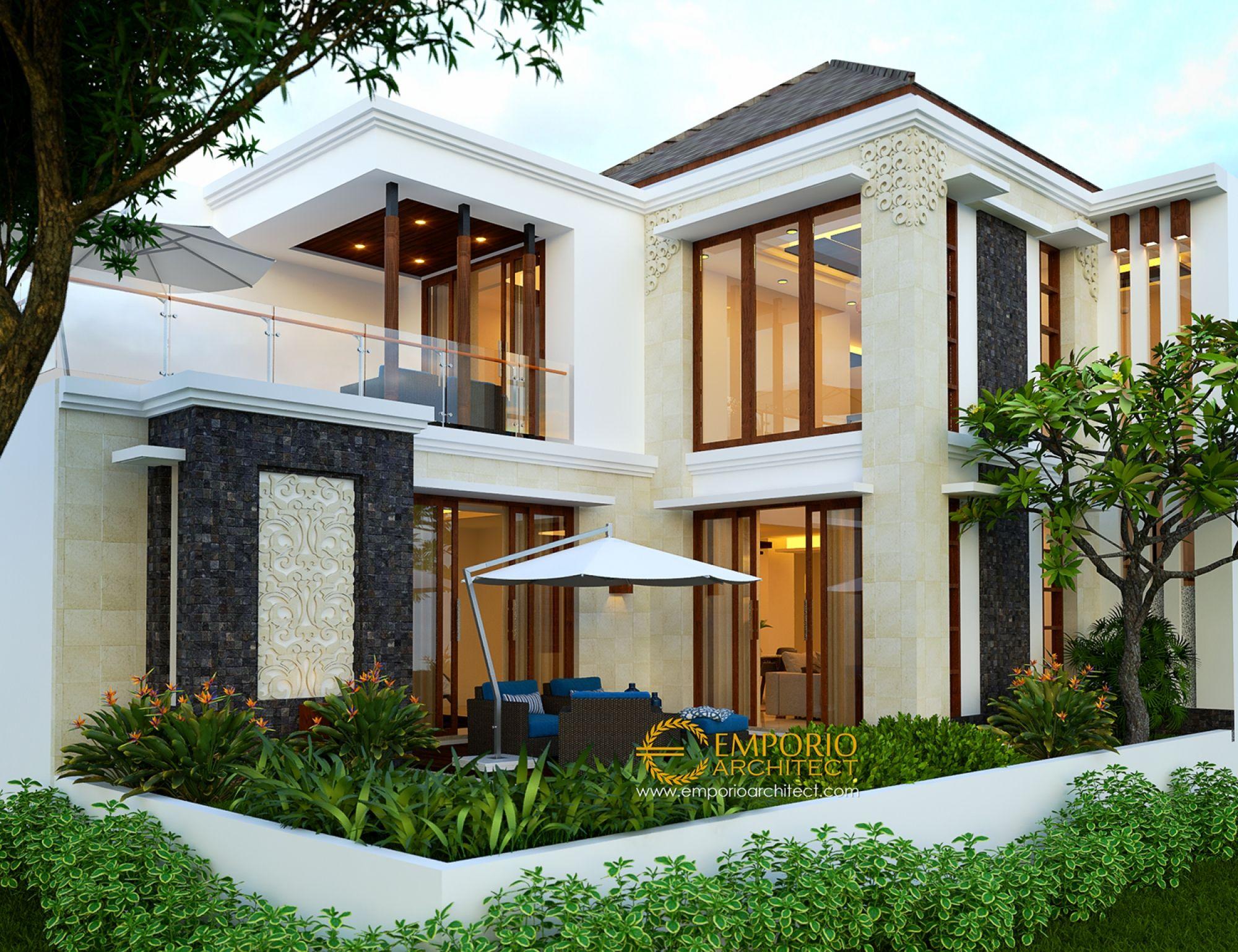 Jasa Arsitek Batam Desain Rumah Beverly Park Type C2 Desain Rumah Eksterior Eksterior Rumah Desain Rumah