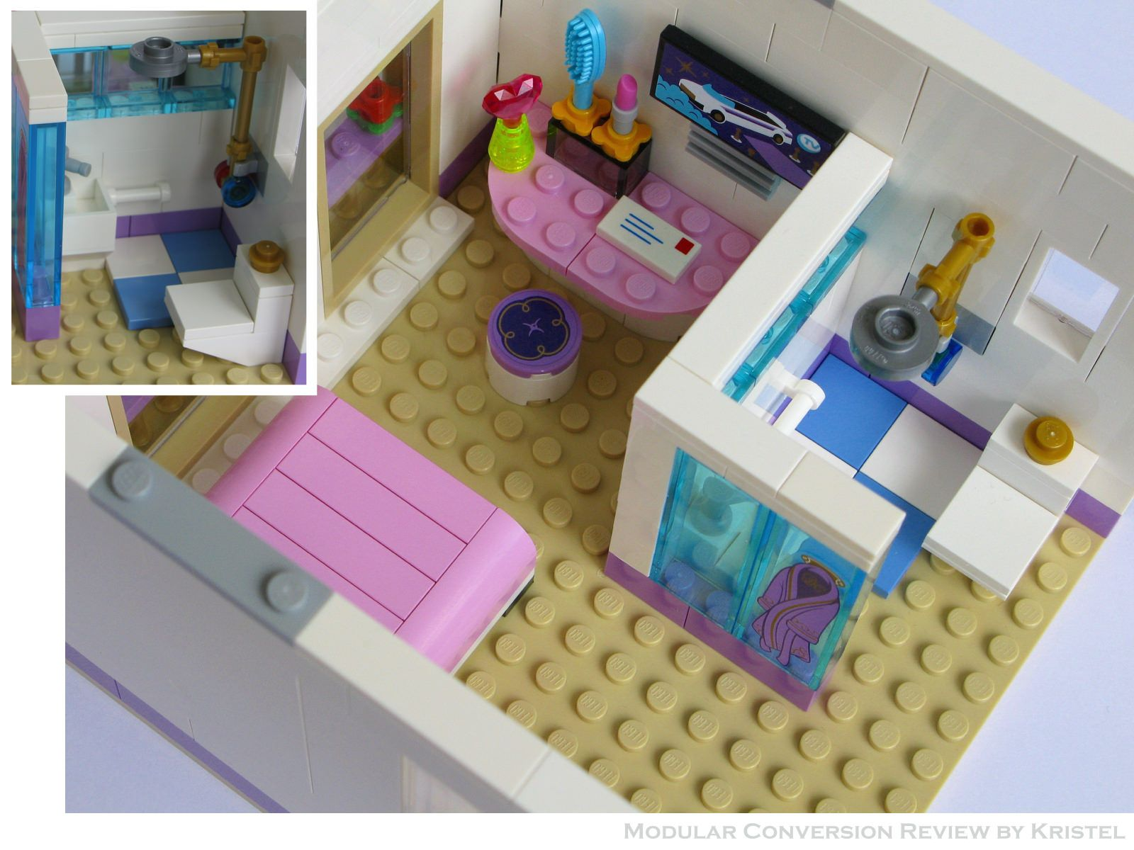 Https Flic Kr P Appvbn 41101 Heartlake Grand Hotel Modular Conversion Review Read The Full Review Here Lego Design Lego Friends Sets Lego For Kids