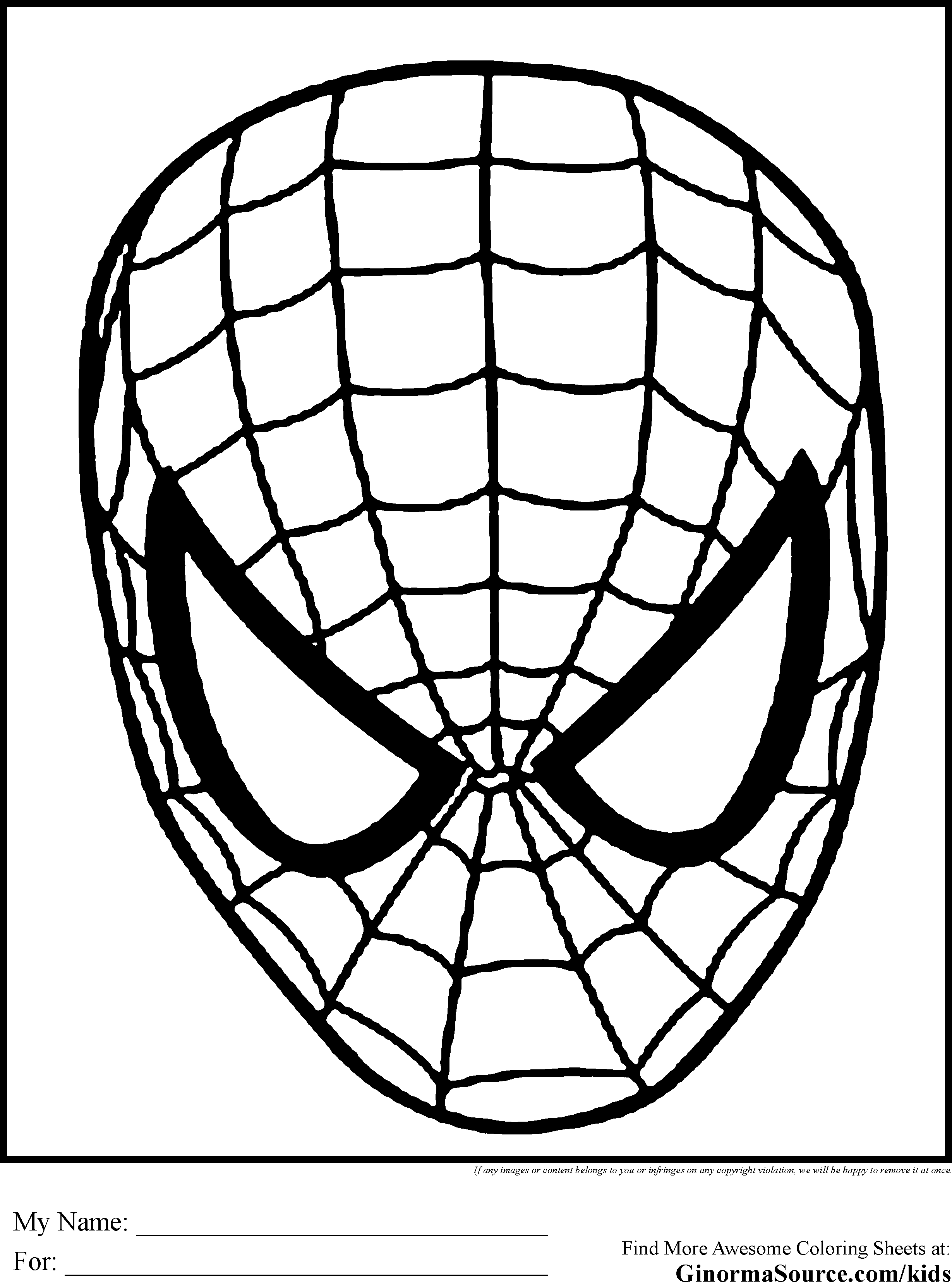 spiderman coloring pages  HD Wallpapers  Spiderman coloring