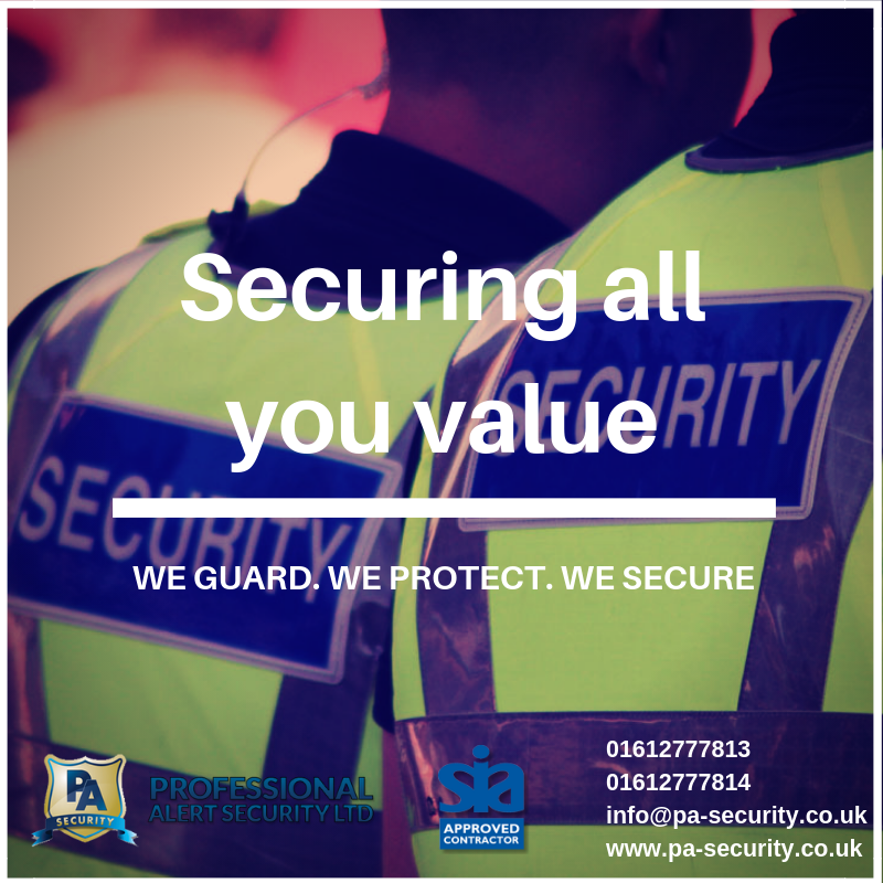 Securing all you value 🔐🔐🔐 #ThursdayThoughts