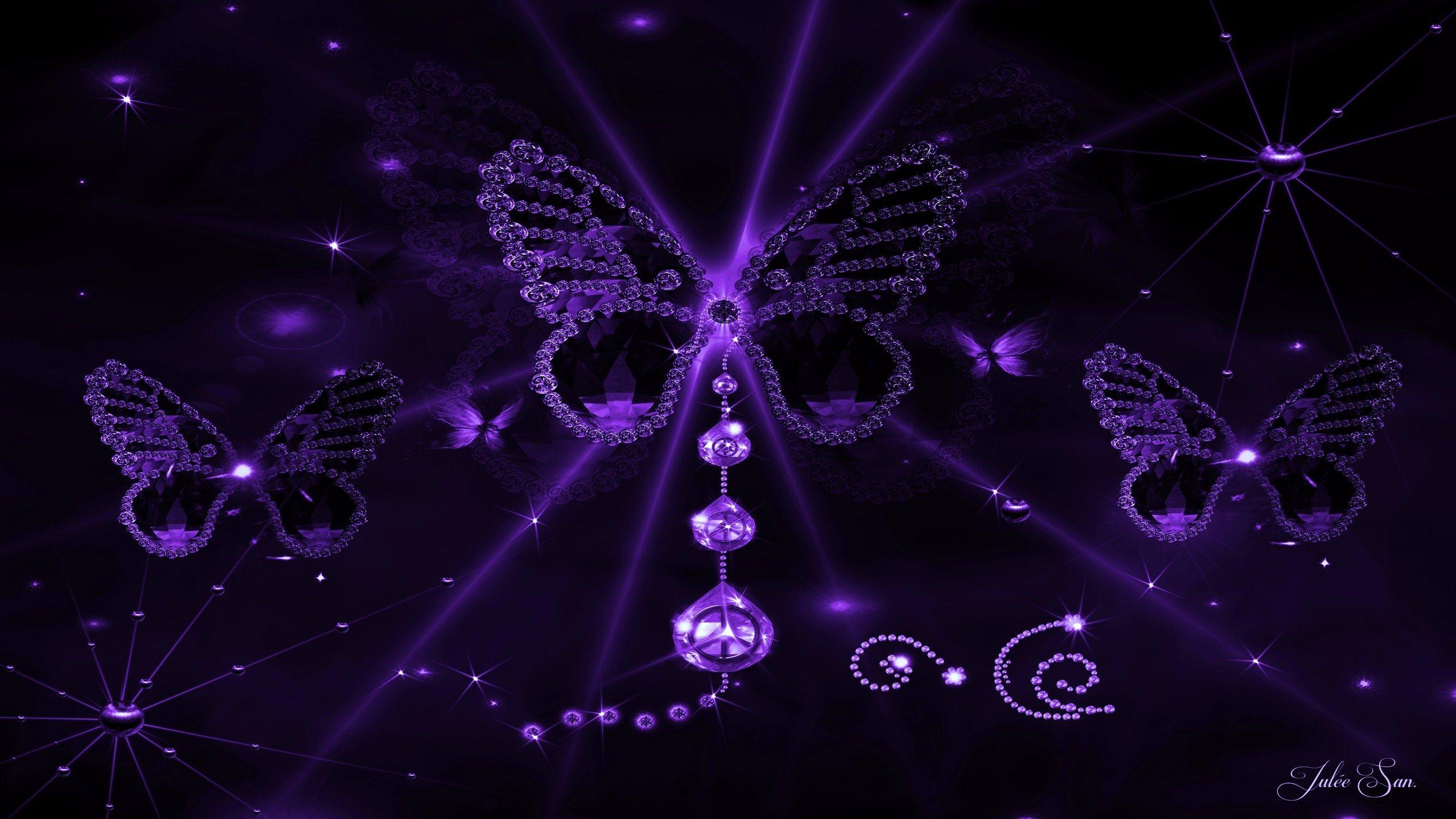 Purple Love Wallpaper: Pin By Lola Ortiz On My Love For Butterflies