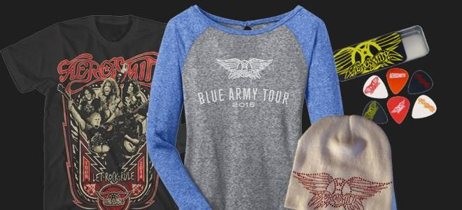 Don't forget to check out our online store at: https://store.aerosmith.com/  For all your OFFICIAL #Aerosmith gear!