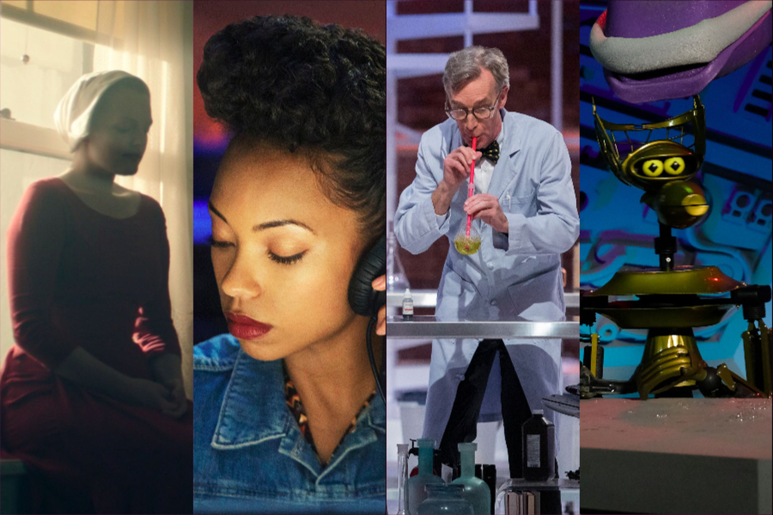 27 of April 2017's best streaming debuts on Netflix, Hulu