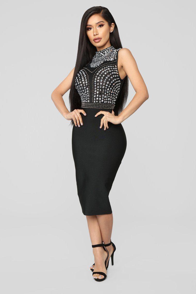 Blow Me A Kiss Rhinestone Dress Black Rhinestone Dress Black Sequin Mini Dress Fashion [ 1140 x 760 Pixel ]
